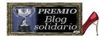 (130/66) PREMIO AL BLOG SOLIDARIO